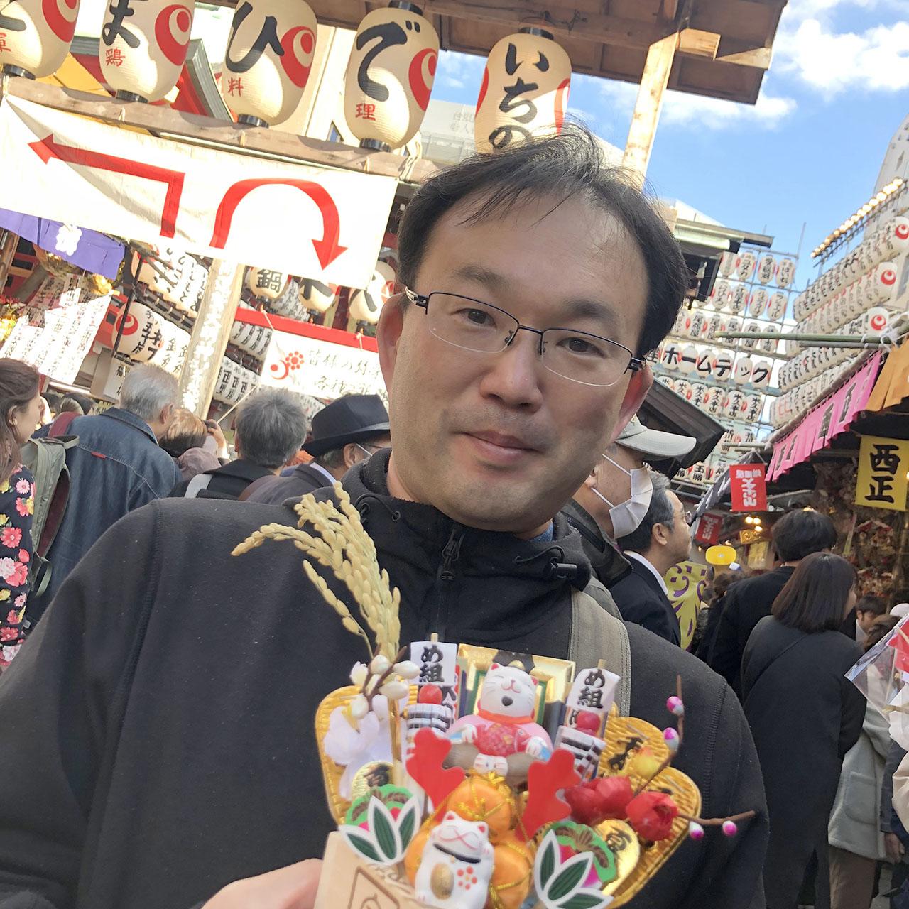 吉田知也プロフィール画像